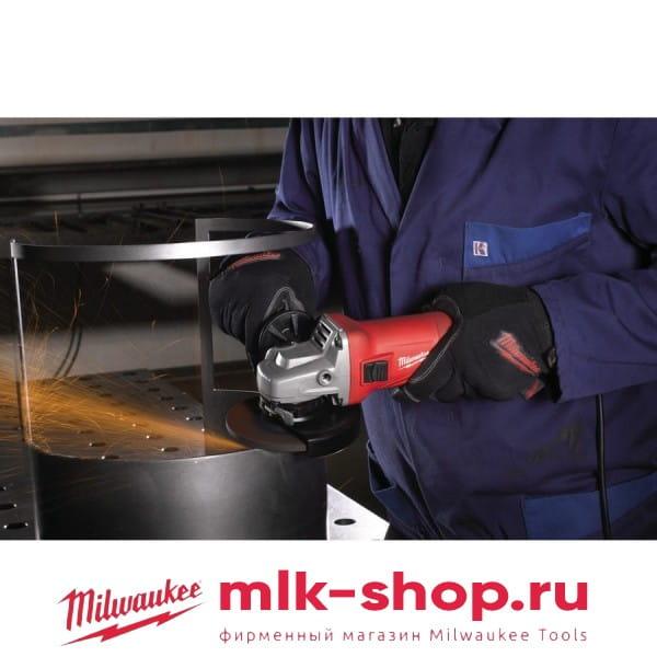 Угловая шлифовальная машина (УШМ, Болгарка) Milwaukee AG 10-115 EK