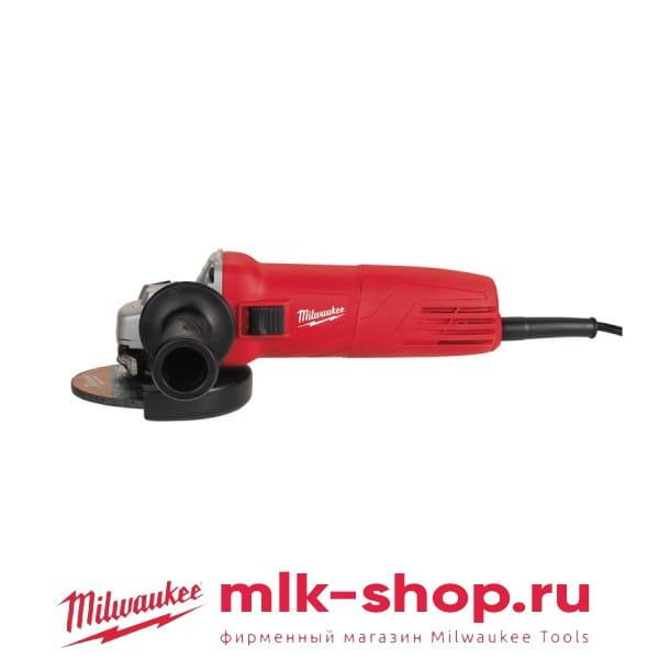 Угловая шлифовальная машина (УШМ, Болгарка) Milwaukee AG 10-125 EK
