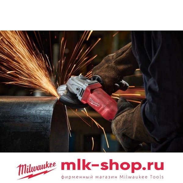 Угловая шлифовальная машина (УШМ, Болгарка) Milwaukee AG 13-125 XSPD