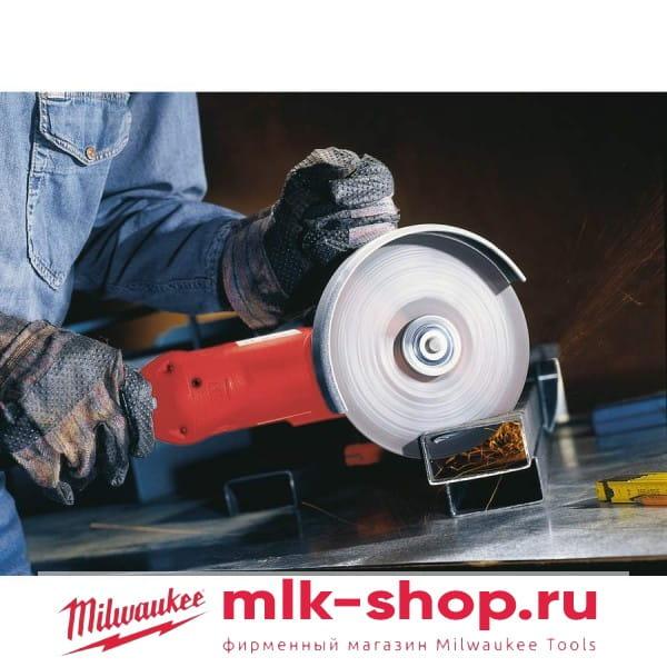 Угловая шлифовальная машина (УШМ, Болгарка) Milwaukee AG 16-125 XC/DMS