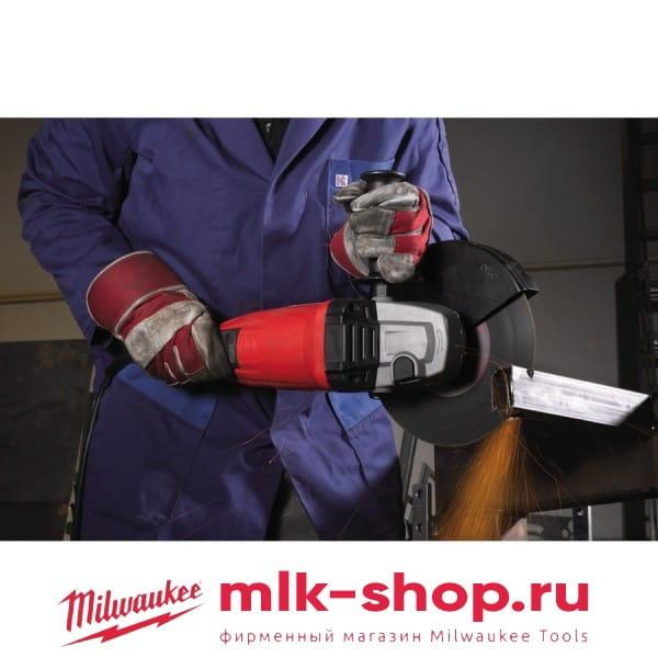 Угловая шлифовальная машина (УШМ, Болгарка) Milwaukee AG 22-230 DMS
