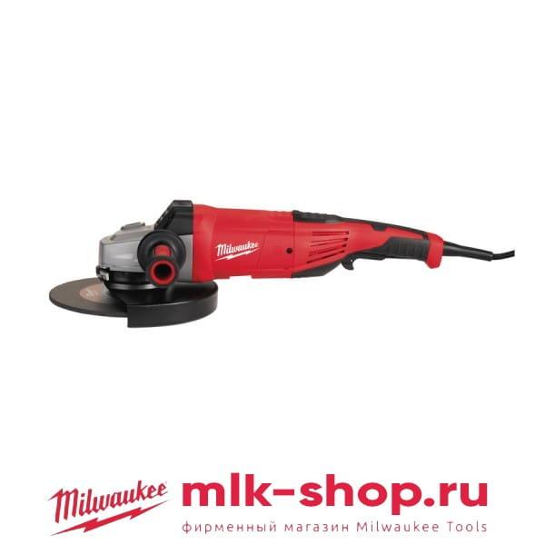 Угловая шлифовальная машина (УШМ, Болгарка) Milwaukee AG 22-180 DMS