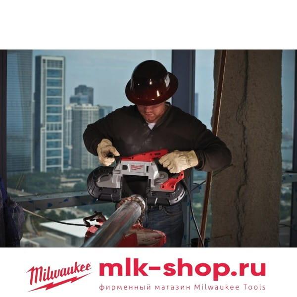 Ленточная пила  Milwaukee BS 125