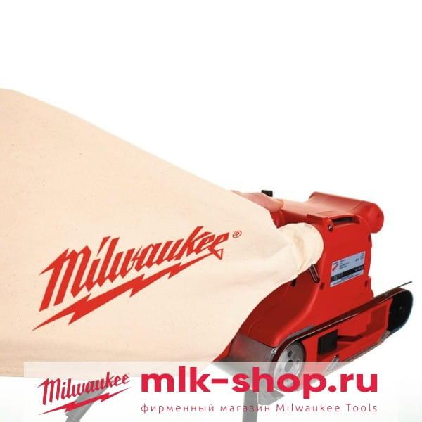 Ленточная шлифовальная машина Milwaukee BS 100 LE