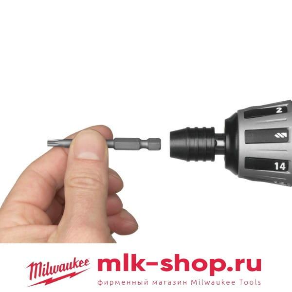 Аккумуляторный шуруповерт Milwaukee C12 D-0