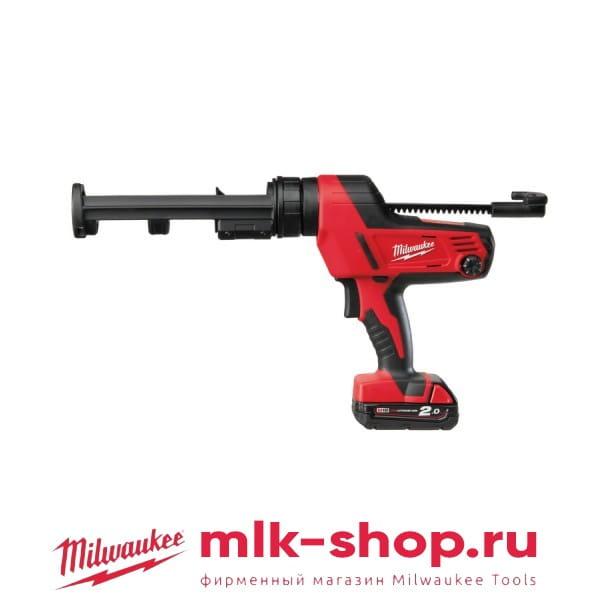 Аккумуляторный клеевой пистолет Milwaukee C18 PCG/310C-201B