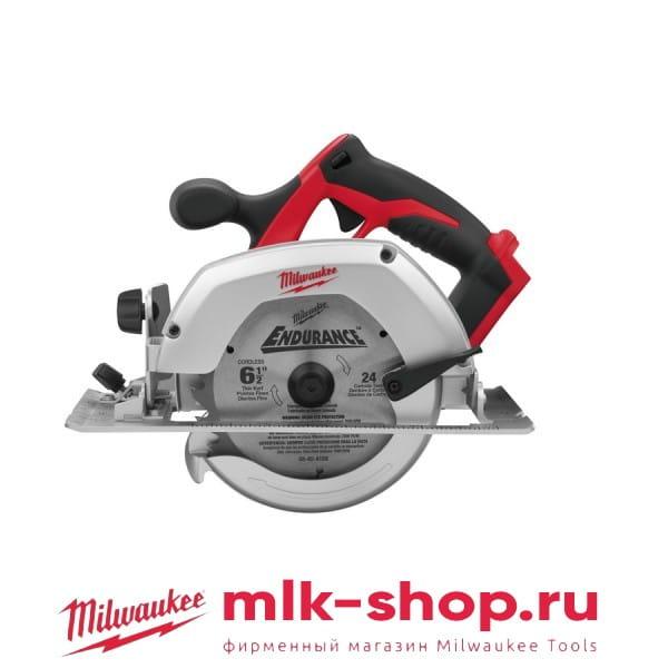 Аккумуляторная циркулярная пила Milwaukee HD18 CS-0