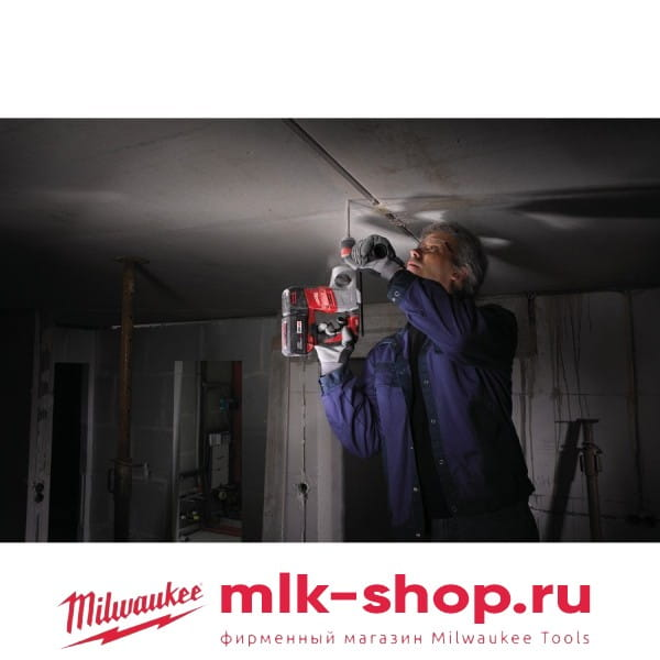 Аккумуляторный перфоратор Milwaukee HD18 HX-402С