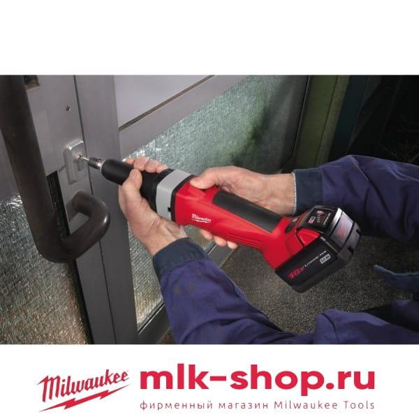 Аккумуляторная прямая шлифовальная машина Milwaukee HD18 SG-401С