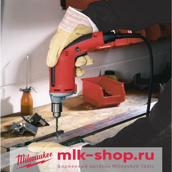 Дрель Milwaukee HDE 6 RQ