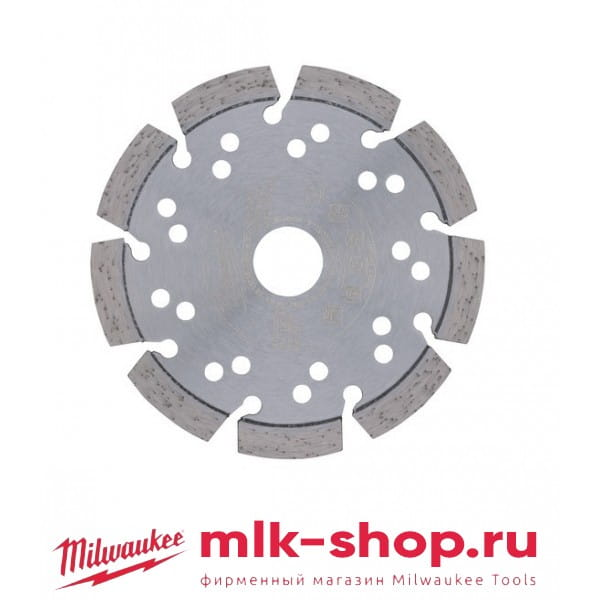 Алмазный диск Milwaukee HUDD 125 мм (1шт)