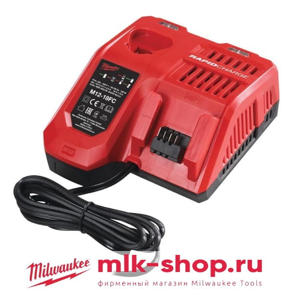 Набор инструментов Milwaukee M18 FUEL FPP6C2-502B