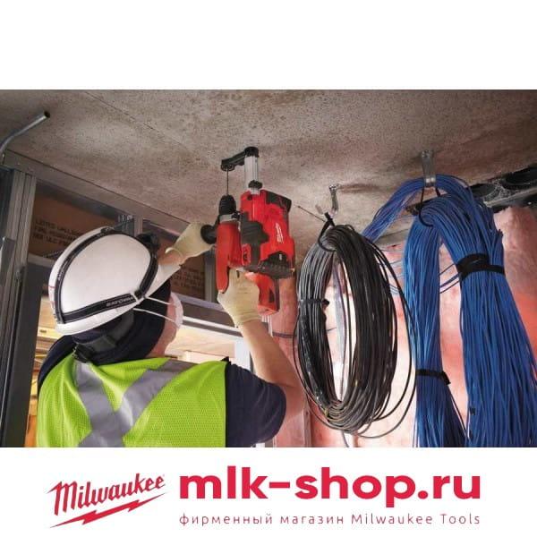Аккумуляторная система пылеудаления Milwaukee M12 DE-201C