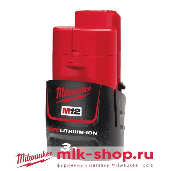 Набор инструментов Milwaukee M12 FUEL PP2A-302C