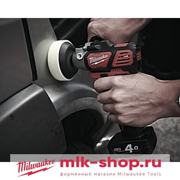Аккумуляторная полировальная машина Milwaukee M12 BPS-0