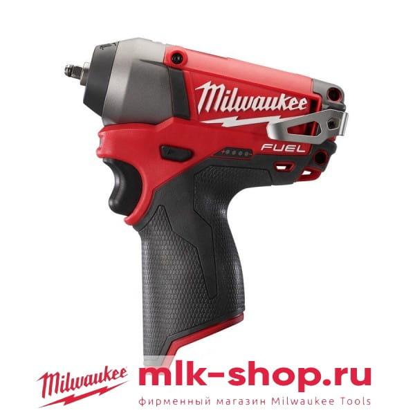 Аккумуляторный импульсный гайковерт Milwaukee M12 FUEL CIW14-0