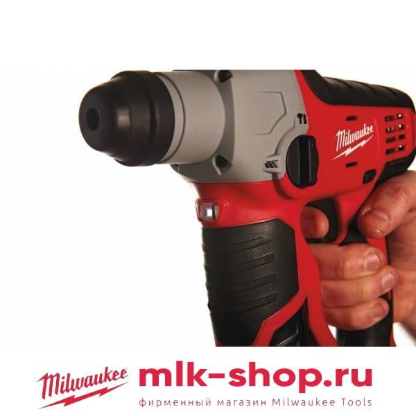 Аккумуляторный перфоратор Milwaukee M12 H-202C