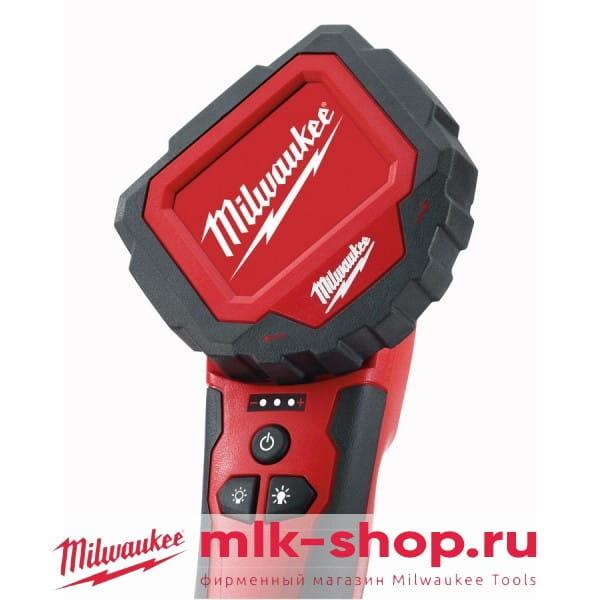 Аккумуляторная цифровая камера Milwaukee M-SPECTOR 360 M12 IC-201C (S)