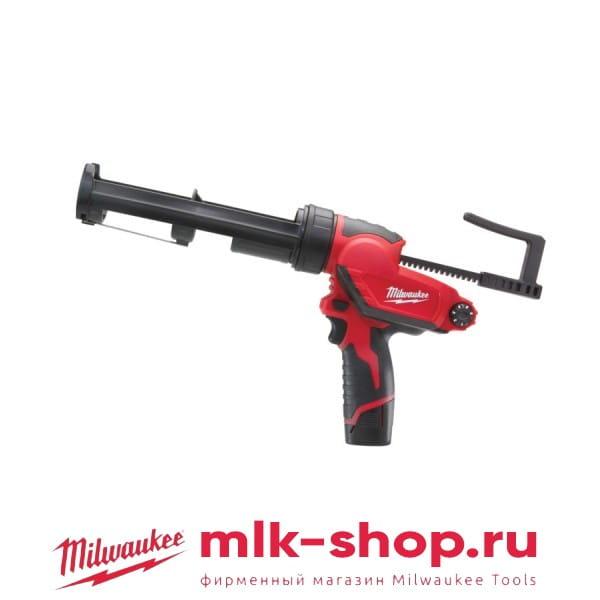 Аккумуляторный клеевой пистолет Milwaukee M12 PCG/310C-201B