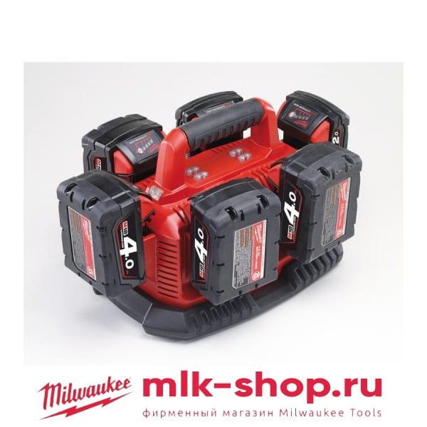 Зарядное устройство Milwaukee M14-18 C6