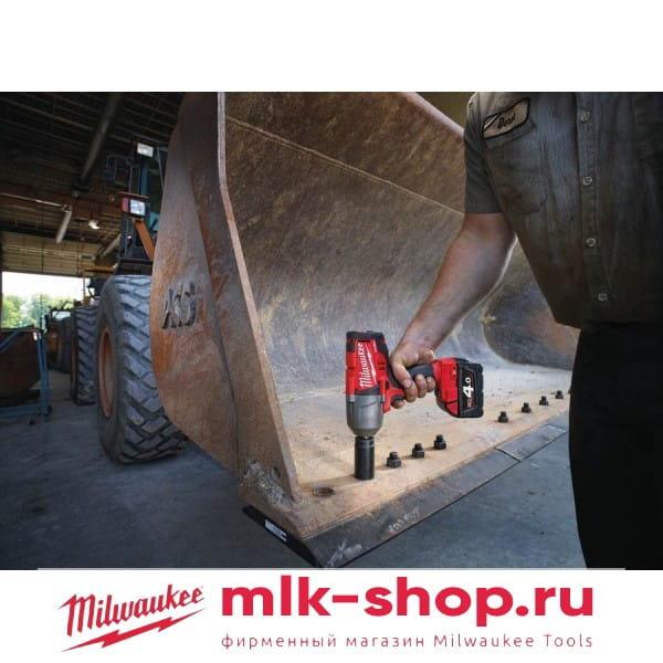 Аккумуляторный импульсный гайковерт Milwaukee M18 FUEL CHIWF 34-502C