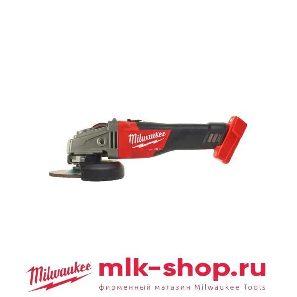 Аккумуляторная угловая шлифовальная машина (УШМ, Болгарка) Milwaukee M18 FUEL CAG125X-0X