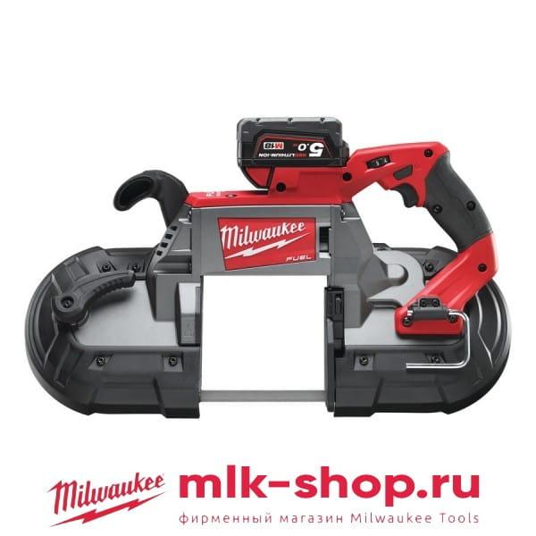 M18 FUEL CBS125-502C 4933448195 в фирменном магазине Milwaukee