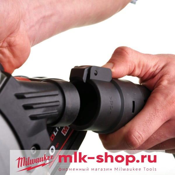 Аккумуляторная циркулярная пила Milwaukee M18 FUEL CCS66-0X