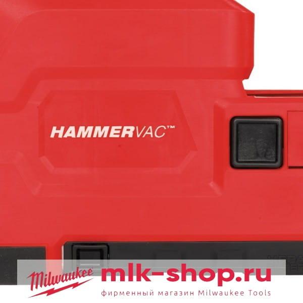 Аккумуляторная система пылеудаления SDS+ Milwaukee M18 CDEX-0
