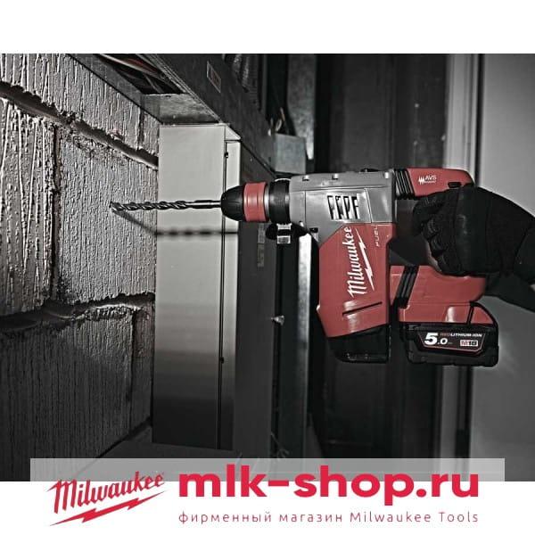 Аккумуляторный перфоратор Milwaukee M18 FUEL CHPX-502C