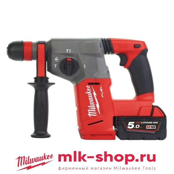 Аккумуляторный перфоратор Milwaukee M18 FUEL CHX-502X
