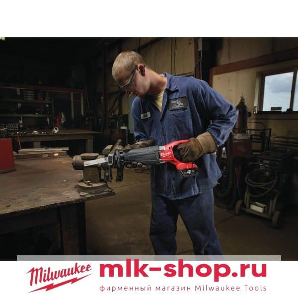 Аккумуляторная сабельная пила Milwaukee M18 FUEL CSX-0X 4933451428