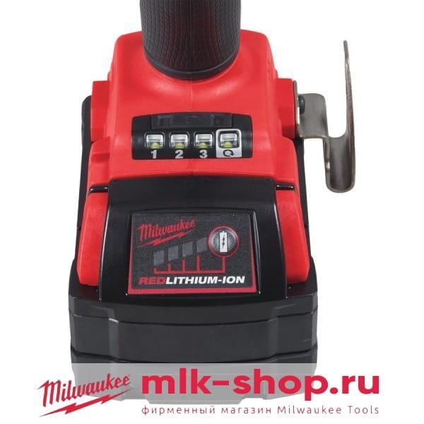 Аккумуляторный импульсный гайковерт Milwaukee M18 FUEL FIWF12-502X