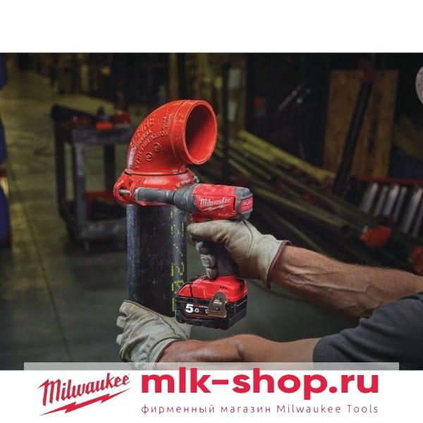 Аккумуляторный импульсный гайковерт Milwaukee M12 FUEL FIW14-0