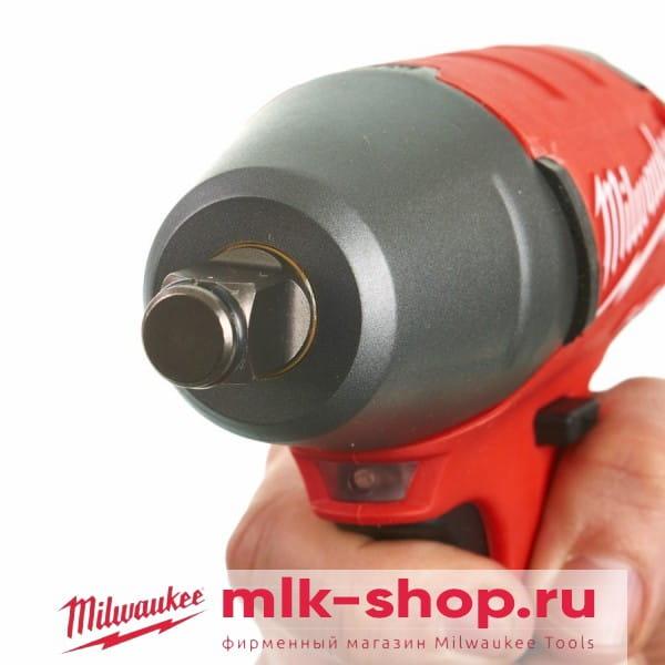 Аккумуляторный импульсный гайковерт Milwaukee M18 FUEL ONEIWF12-502X ONE-KEY