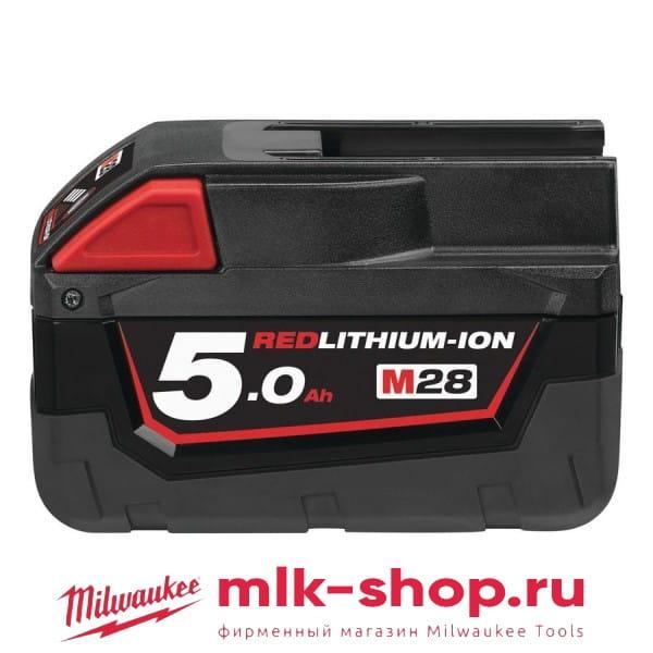 Аккумулятор Milwaukee M28 B5 5.0 Ач