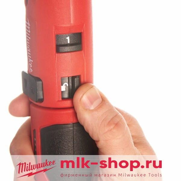 Аккумуляторная отвертка Milwaukee M4 D-202B 4933440475