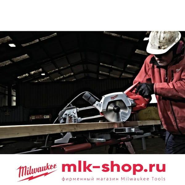 Торцовочная пила Milwaukee MS 216 SB 4933419300, 4933471055