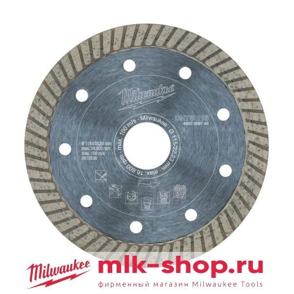 DHTS 115 мм 4932399145 в фирменном магазине Milwaukee