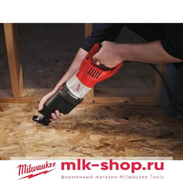 Сабельная пила Milwaukee SSPE 1500 X