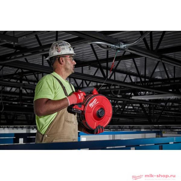 Аккумуляторное устройство для протяжки кабеля Milwaukee M18 FUEL FPFT-202 30m NC Set