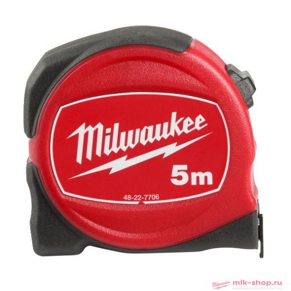 Промонабор Milwaukee рулетка,  уровень, нож