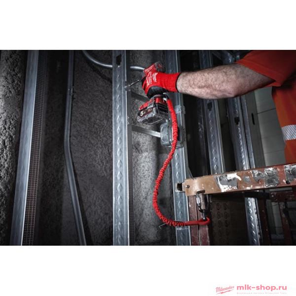 Строп страховочный эластичный Milwaukee для электроинструмента весом до 4.5 кг