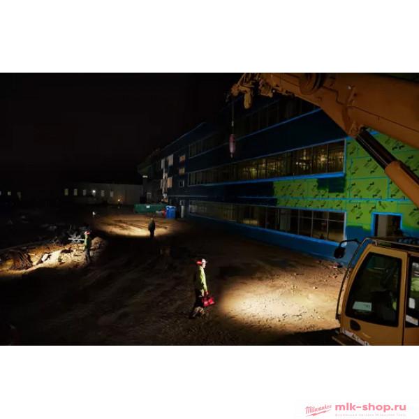 Налобный фонарь Milwaukee L4HLVIS-201