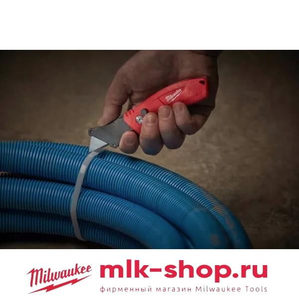 Промонабор Milwaukee рулетка C5/19 5м/19мм, многофункциональный нож Fastback Compact