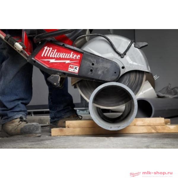 Аккумуляторная отрезная машина Milwaukee MX FUEL MXF COS350