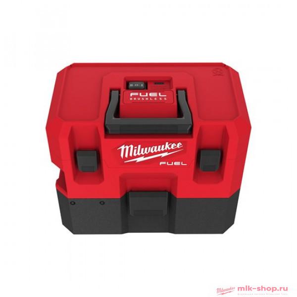 Аккумуляторный пылесос Milwaukee M12 FUEL FVCL-0
