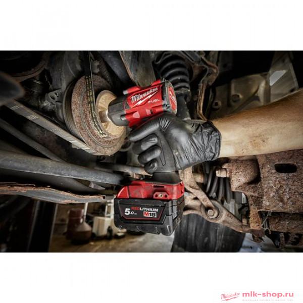 Аккумуляторный среднемоментный ударный гайковерт Milwaukee M18 FUEL FMTIW2P12-0X