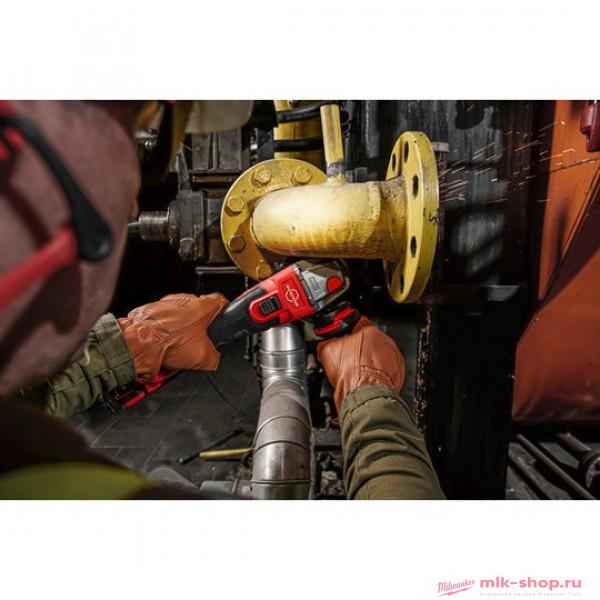 Аккумуляторная угловая шлифовальная машина Milwaukee M18 FUEL FSAG125XB-502X