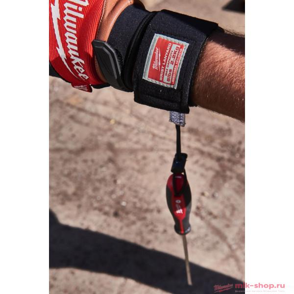 Строп страховочный на запястье Milwaukee для инструмента весом до 2.2 кг